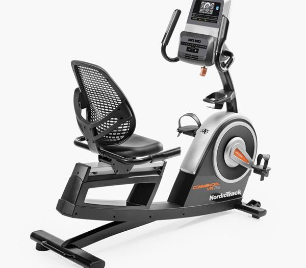 Nordictrack T14 Treadmill: NordicTrack® VR21 Recumbent Bike